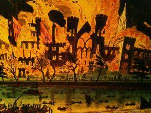 The 1834 Fire in Glorious Technicolour