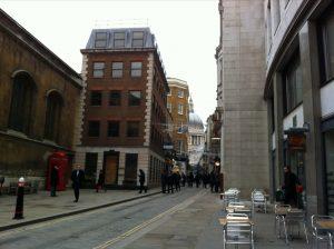 On Watling Street