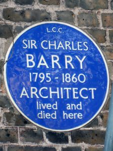 The Other Houses of Charles Barry